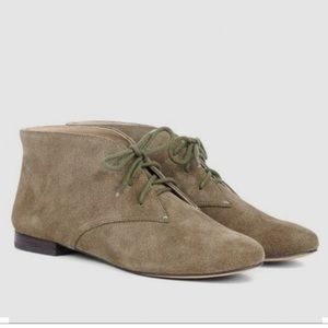 Juliane Hough for Sole Society Suede Ankle Booties